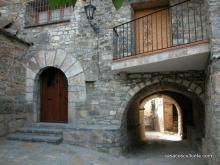 Fachada Casa Cosculluela